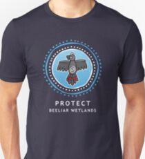 Protect Beeliar Wetlands - Reversed for dk bgnd Unisex T-Shirt