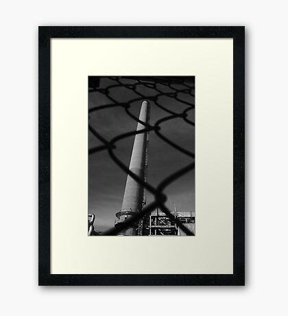 Paper Mill v.6 Framed Print