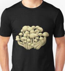 Glitch Groddle Land bling mushroom beech 1 T-Shirt