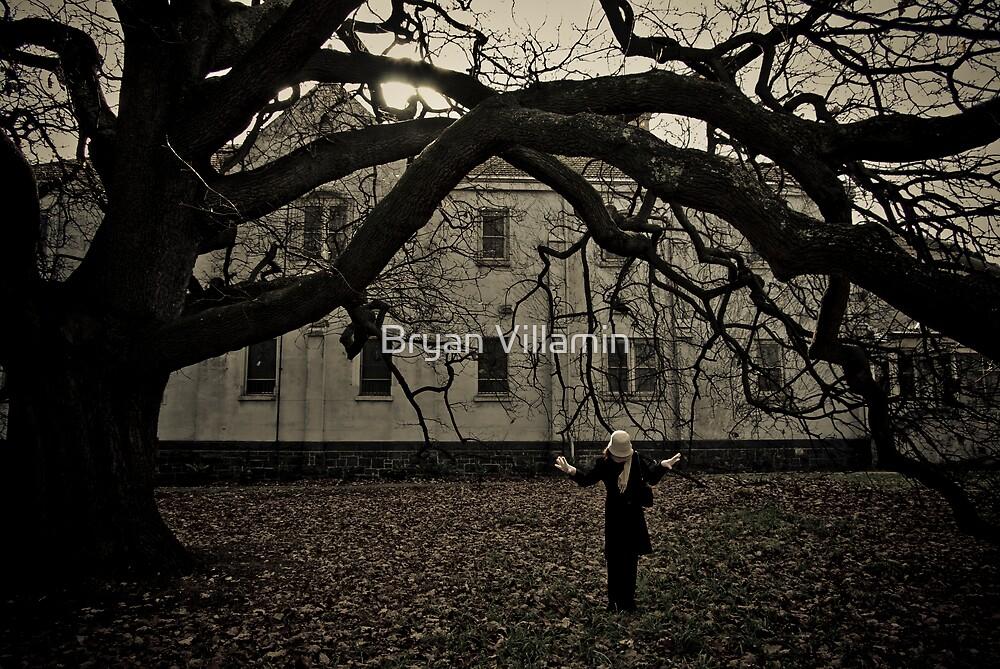 Summoning the tree by Bryan Villamin