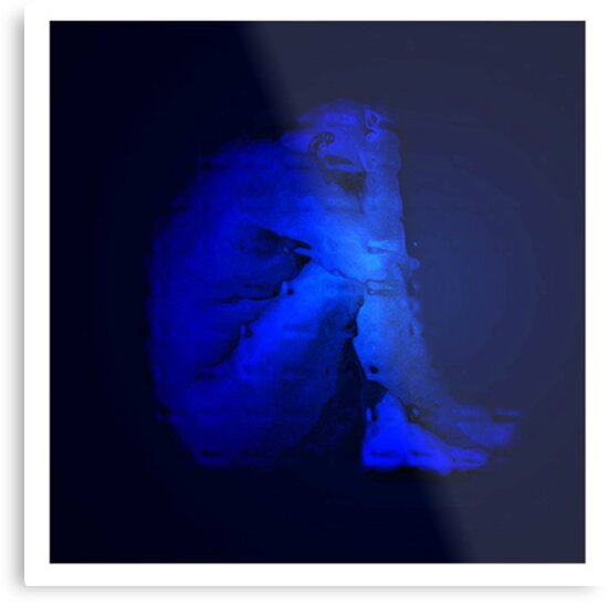 Blue by alistair mcbride