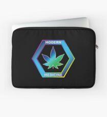 Cannabis Modern Medicine Laptop Sleeve
