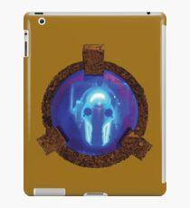 Cyberman in Deep Freeze iPad Case/Skin