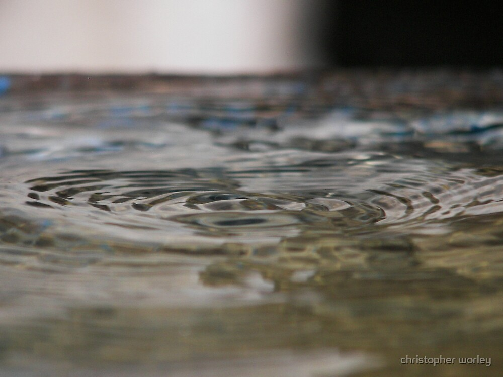 ripples part  two by christopher worley