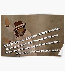 Bullhorn! Poster