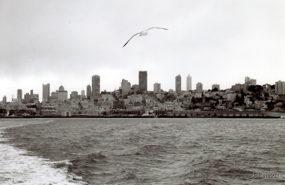 San Francisco Bay  by JoLennox