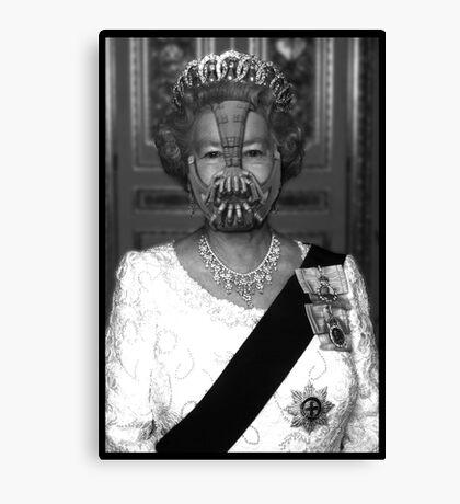 Queen Bane Canvas Print