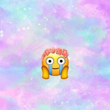 Llorando Emoji Editar de rainyrainbow