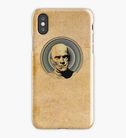 Moody Mummy iPhone Case/Skin