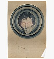 Creepy Peter Cushing Poster