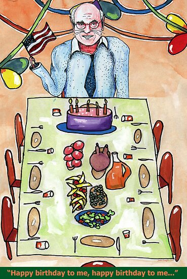 John Howard's Birthday Party  by John Douglas