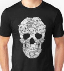 Pug Skull T-Shirt