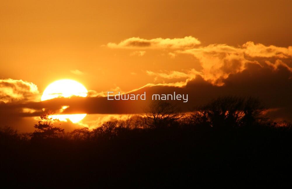 good bye sun shine by Edward  manley