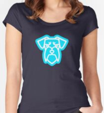 I love my Schnauzer Women's Fitted Scoop T-Shirt
