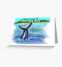 Hervey Bay Greeting Card