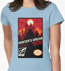 BLOODBORNE NES Womens Fitted T-Shirt