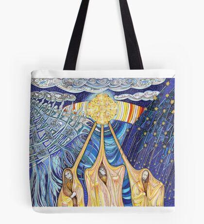 Lumen Gloriae Tote Bag
