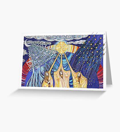 Lumen Gloriae Greeting Card