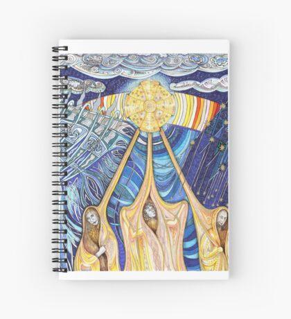 Lumen Gloriae Spiral Notebook