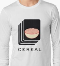 Cereal Long Sleeve T-Shirt