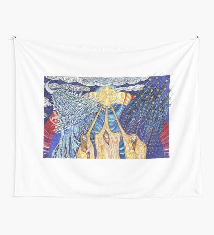 Lumen Gloriae Wall Tapestry