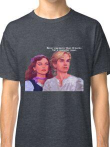 Guybrush and Elaine Classic T-Shirt