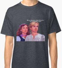 Guybrush and Elaine Classic T-Shirt