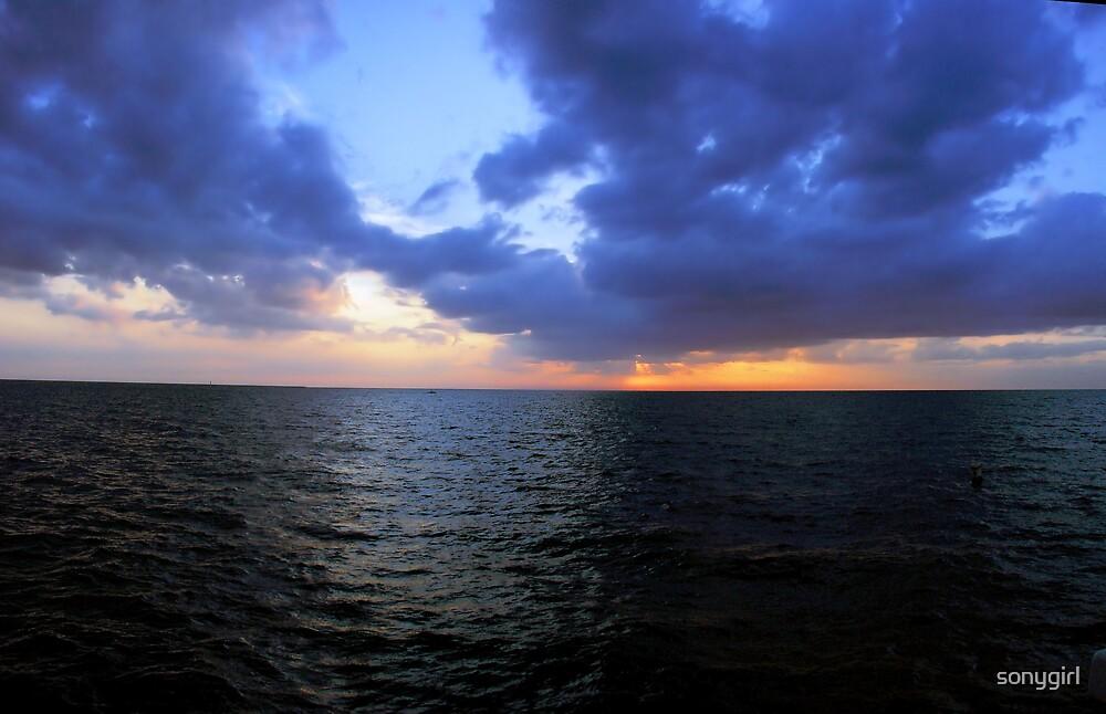 dark sea by sonygirl