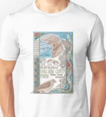 More than Many Sparrows Unisex T-Shirt
