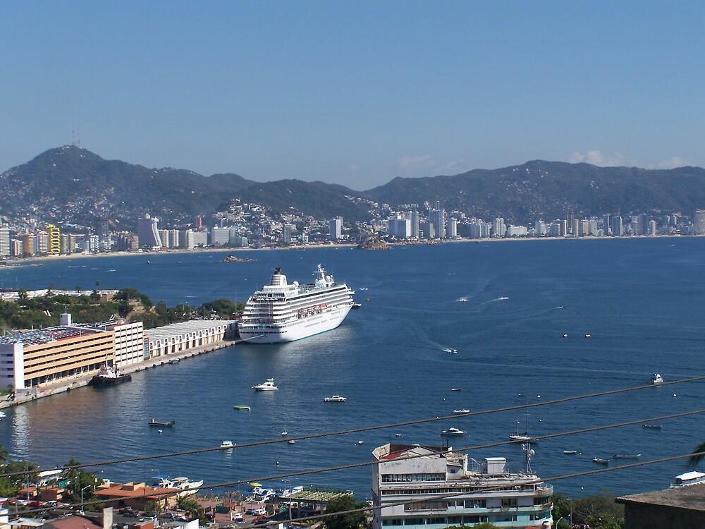 Acapulco by StacyLizeth