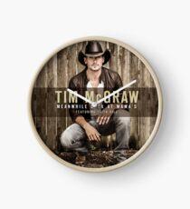 Tim McGraw  Clock