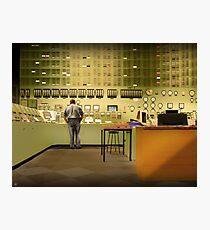 Bruno's Office Photographic Print