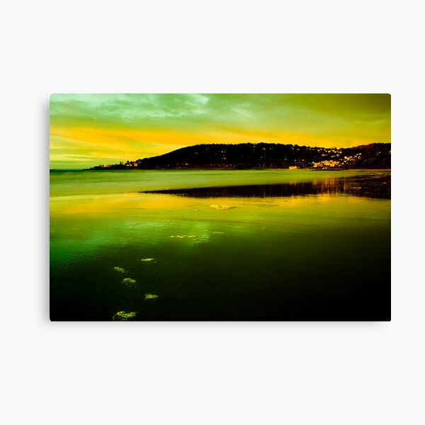 The Trail to Another Land Canvas Print