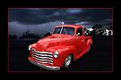 Sweet Chevy Pickup by Keith Hawley