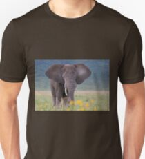 African Bush Elephant (Loxodonta africana) T-Shirt