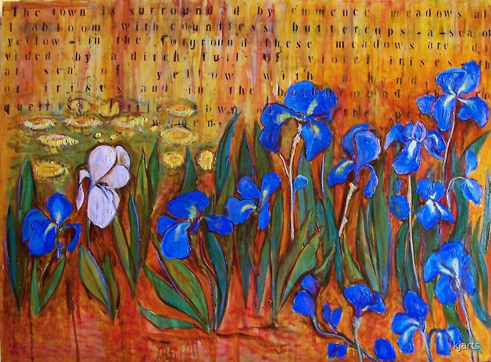 irises by kjarts