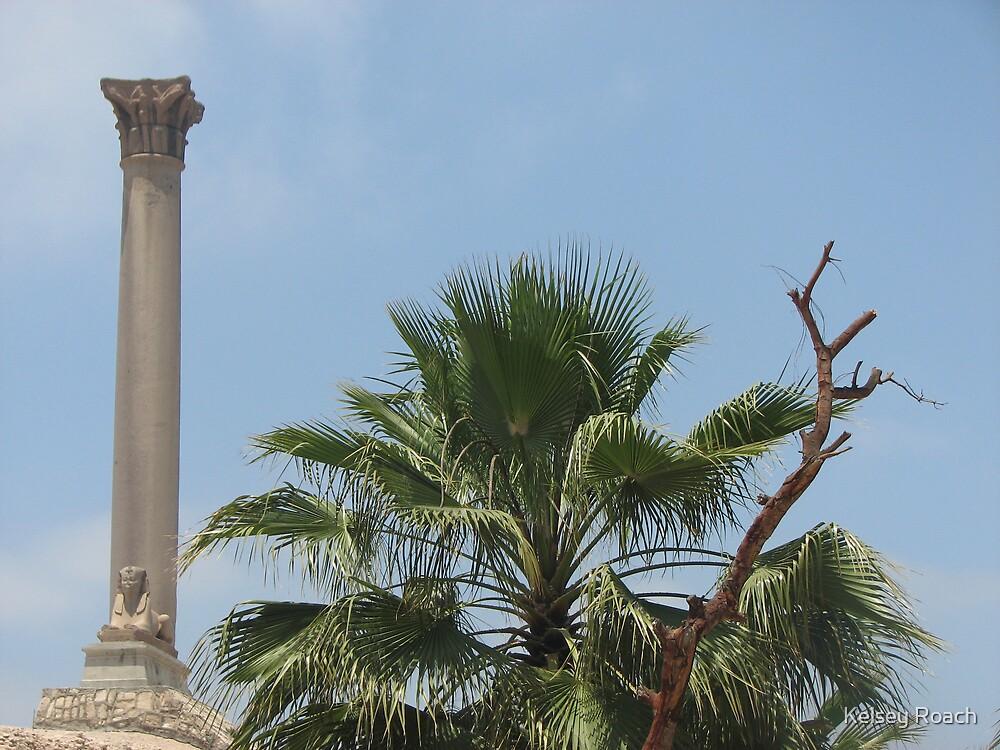 pompeys pillar by Kelsey Roach