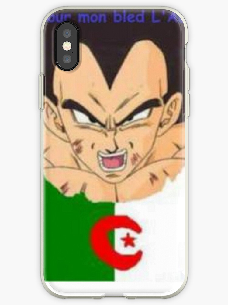 coque iphone 5 vegeta