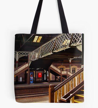Geelong Railway Station Tote Bag