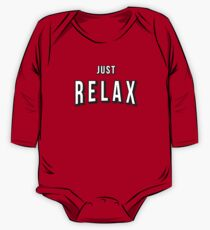 JUST RELAX One Piece - Long Sleeve