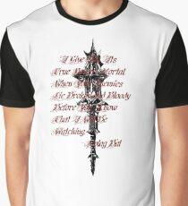 Molag bal - Black Graphic T-Shirt