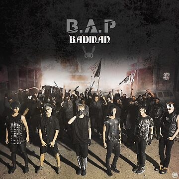 B.A.P - Badman by strdusts