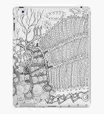 Trilobite Disassembly iPad Case/Skin