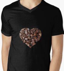 I Love Coffee! Mens V-Neck T-Shirt