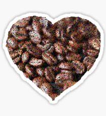 I Love Coffee! Sticker