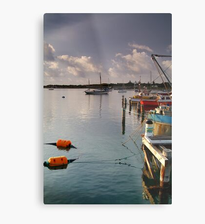 Apollo Bay,Great Ocean Rd Metal Print