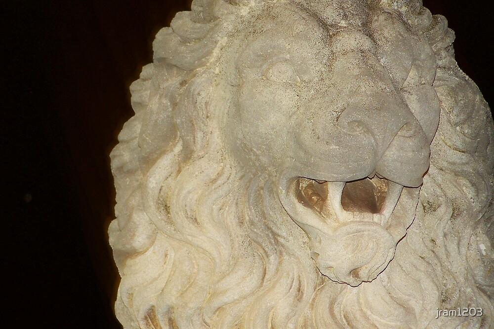 Lion by jram1203