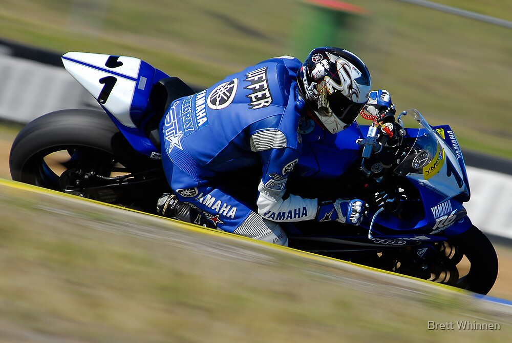 Jamie Stauffer - Supersport by Brett Whinnen