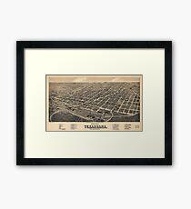 Texarcana 1888 Framed Print