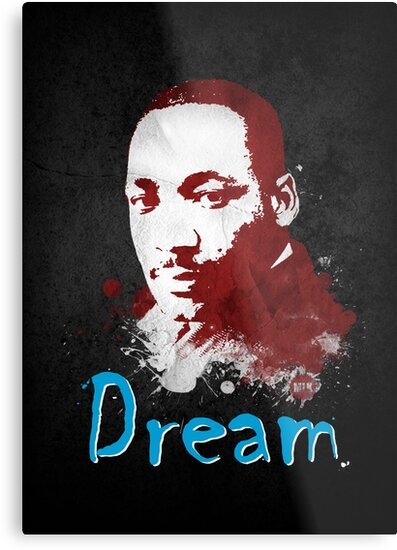 Martin Luther King, Jr. by capdeville13